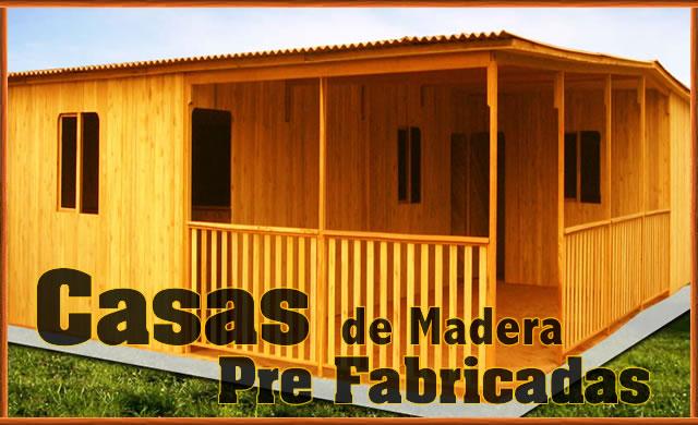 Casas pre fabricados inversiones espino casas - Casa madera economica ...