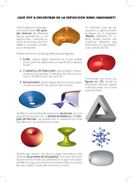"""IMAGINARY – una mirada matemática""."