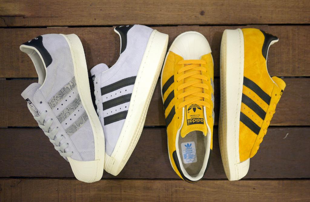 Adidas Superstar 2 Leather Snake Shoes Silver Black Better Shape