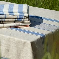 Summer linens
