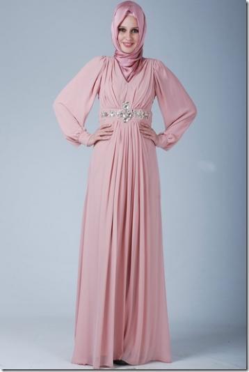 Femme 2013 Soiree Pour De Robe Voilee qwzHRxwZ