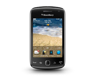 BlackBerry Curve 9380, BlackBerry Smartphone