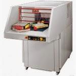Mesin Penghancur Kertas Ideal ID-5009