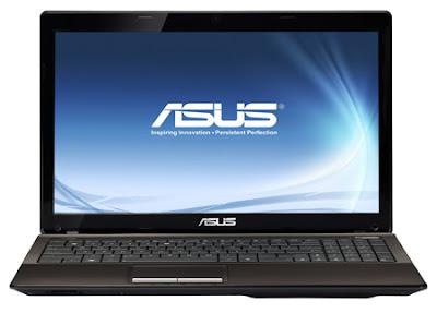 new Asus A53U-XE1