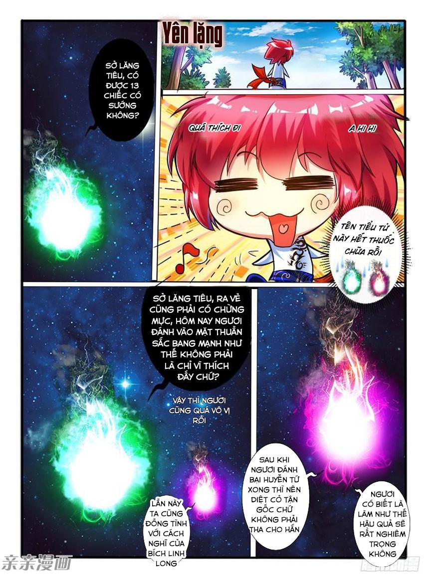 Huyễn Thú Vương Chap 208