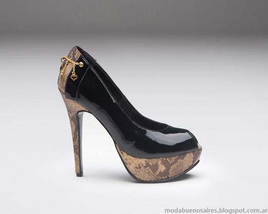 Micheluzzi invierno 2013 zapatos