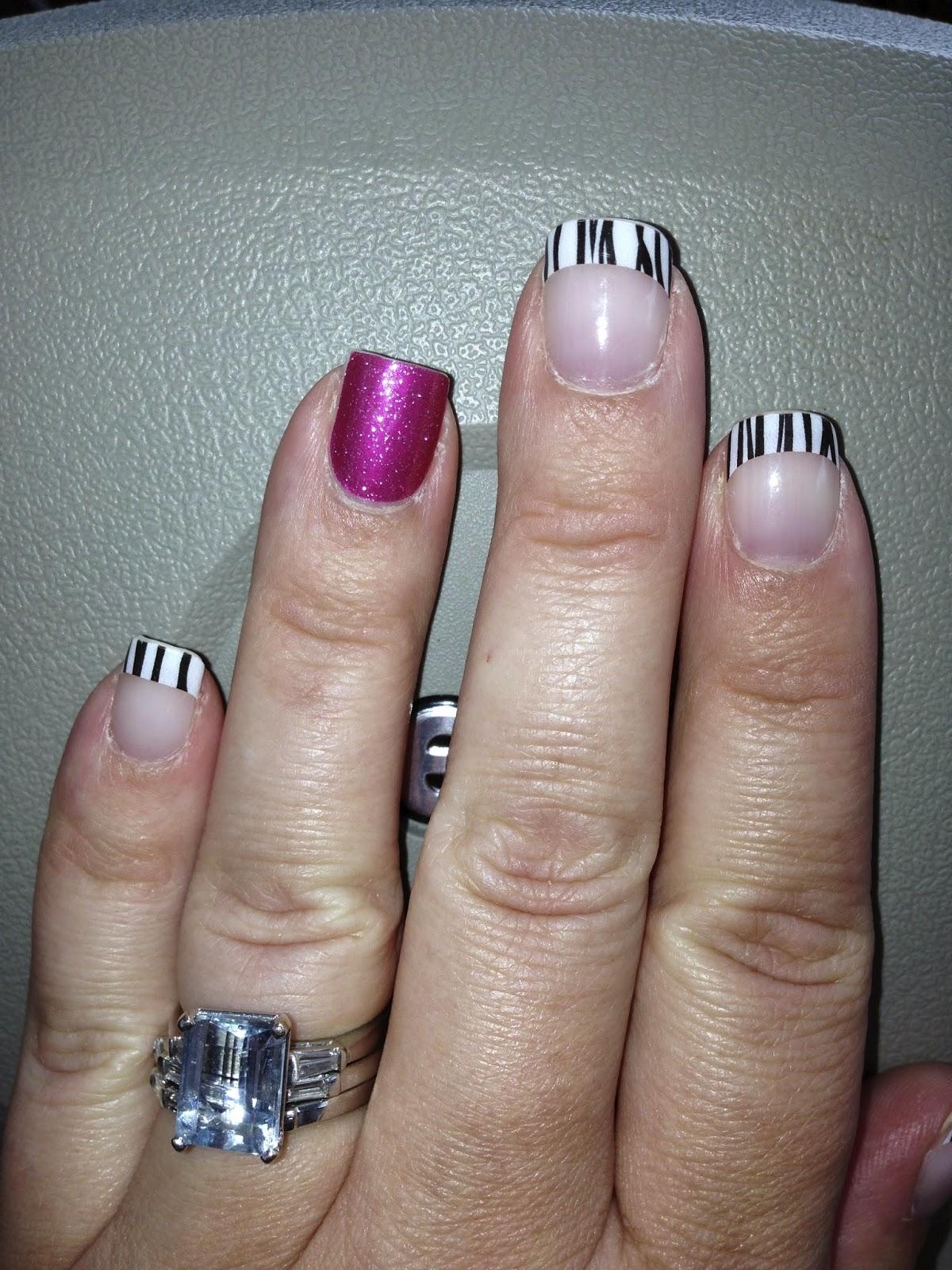 Zebra Jamberry