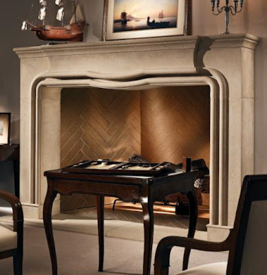 Fireplace mantels as a center point in the Interior Design of a room , Home Interior Design Ideas , http://homeinteriordesignideas1.blogspot.com/
