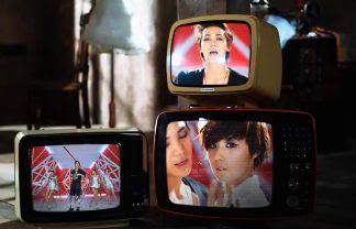 Kan Mi Youn MBLAQ Mir Going Crazy TV