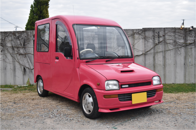 ダイハツ ミラミチート L200V改 ¥350,000+tax