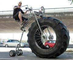 Traktör Bike