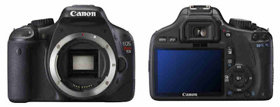 canon rabel T2i