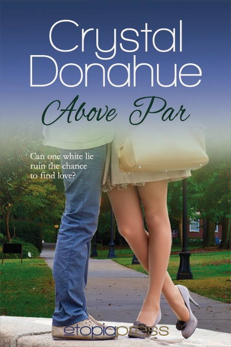 http://www.amazon.com/Above-Par-Crystal-Donahue-ebook/dp/B00HF95IIS/