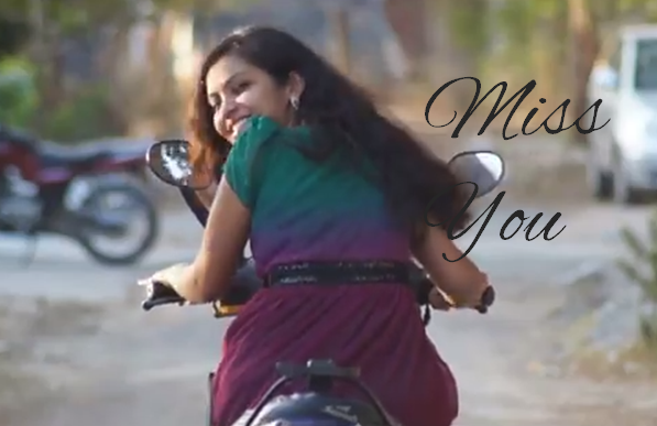 MISS YOU Telugu Short Film By Sandeep Kadime