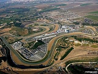 Gambar Sirkuit Moto GP Jerez Spanyol