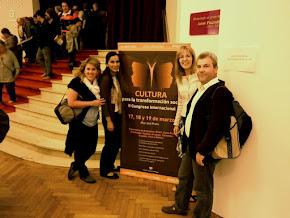En el II Congreso de Cultura para la Transformación Cultural