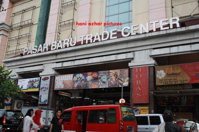 My Wonderful Life Bandung Pasar Baru