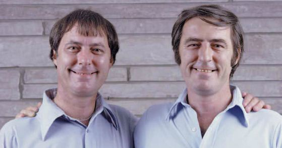 World Of Technology Twins Separated At Birth The Story Of