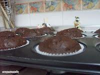 copete de los muffins