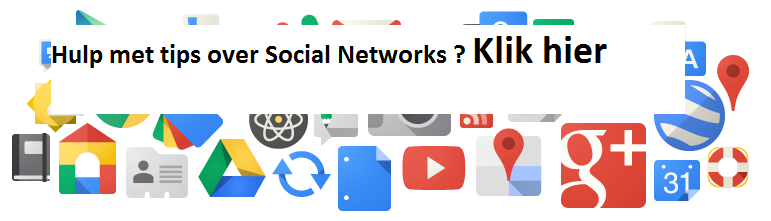 Hulp Social Networks