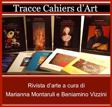 LA REDAZIONE DI TRACCE CAHIERS D&#39;ART<br>cell. 348.277.43.11 – EMAIL: mail.tracce@libero.it