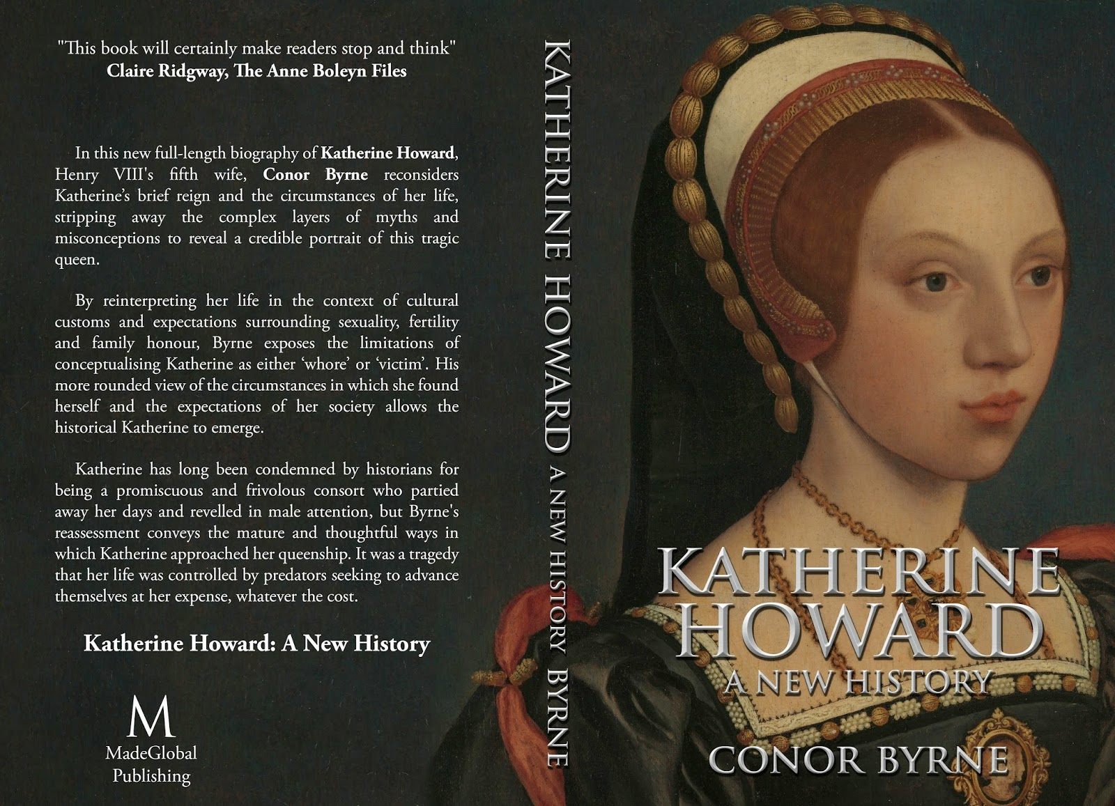 the case against katherine howard essay Kathryn howard was henry the viii's fifth wife she was a teenager when she married the king who was 30 years older than her she had many lovers prior to her marriage, one being francis dereham and another with the king's courtier thomas culpeper.
