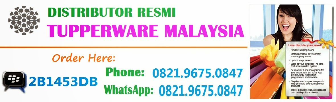 PRODUK TUPPERWARE MALAYSIA I BOTOL MINUM I ALAT MASAK I PERALATAN DAPUR I WATER DISPENSER I TAS