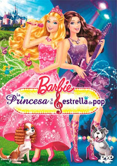 BARBIE La Princesa y la Estrella de Pop