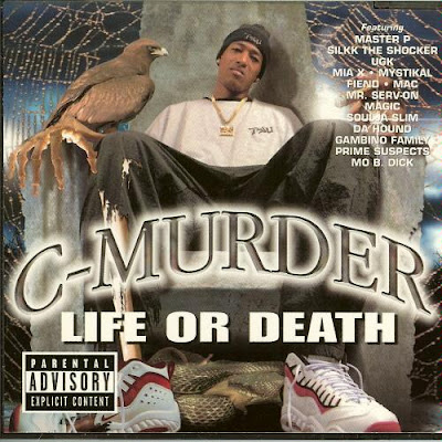 C-Murder – Life Or Death (CD) (1998) (FLAC + 320 kbps)