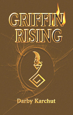 ARC Review: Griffin Rising by Darby Karchut