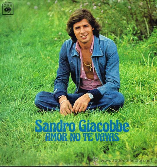 Sandro giacobbe for Cancion jardin prohibido