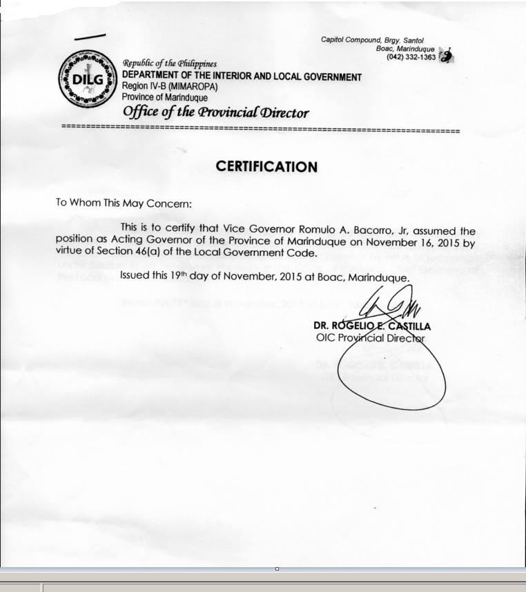 Virginity certificates pa rin