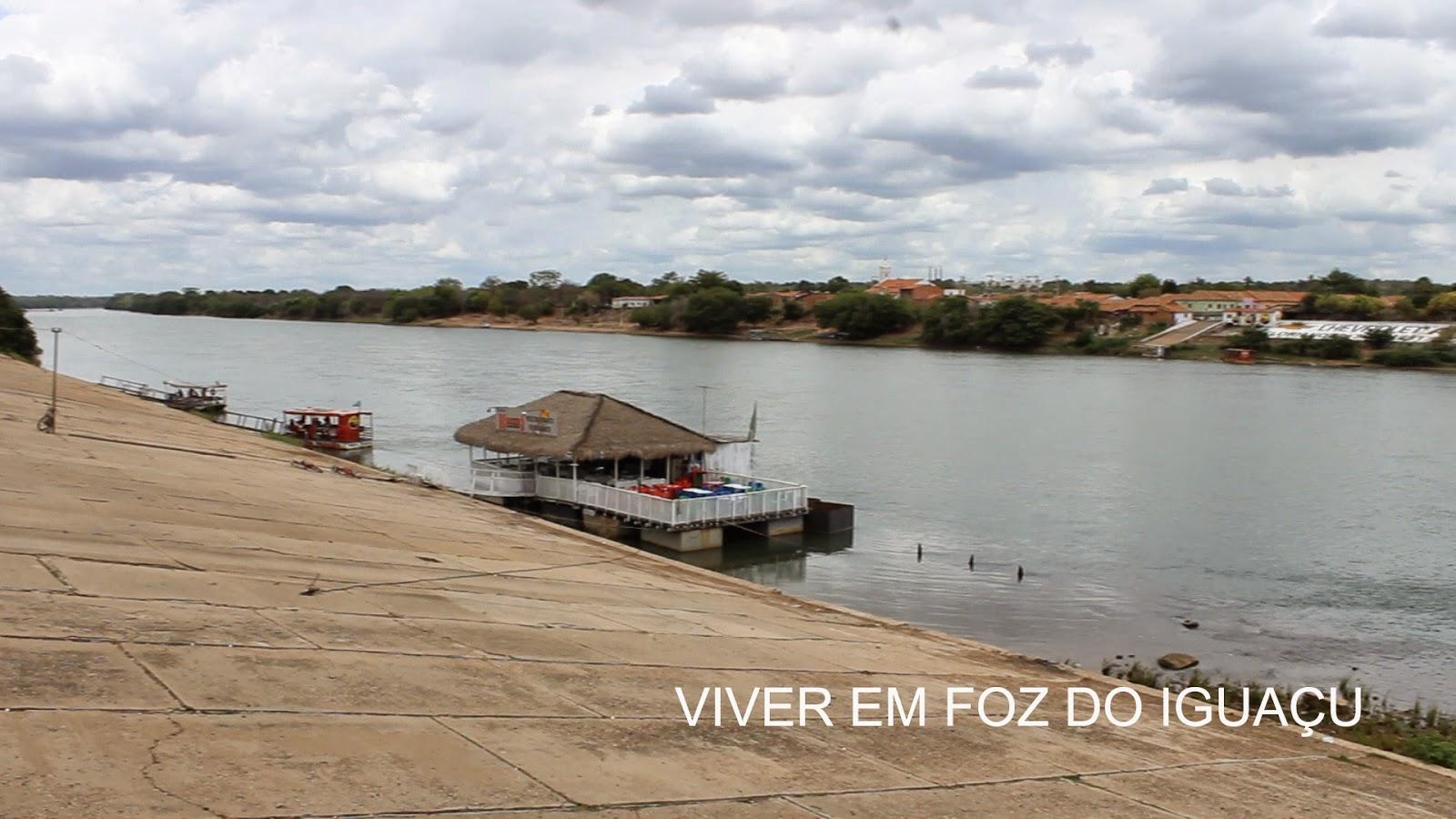 Viagem para Foz do Iguaçu: De carro cruzando o Brasil - Parnaíba-PI