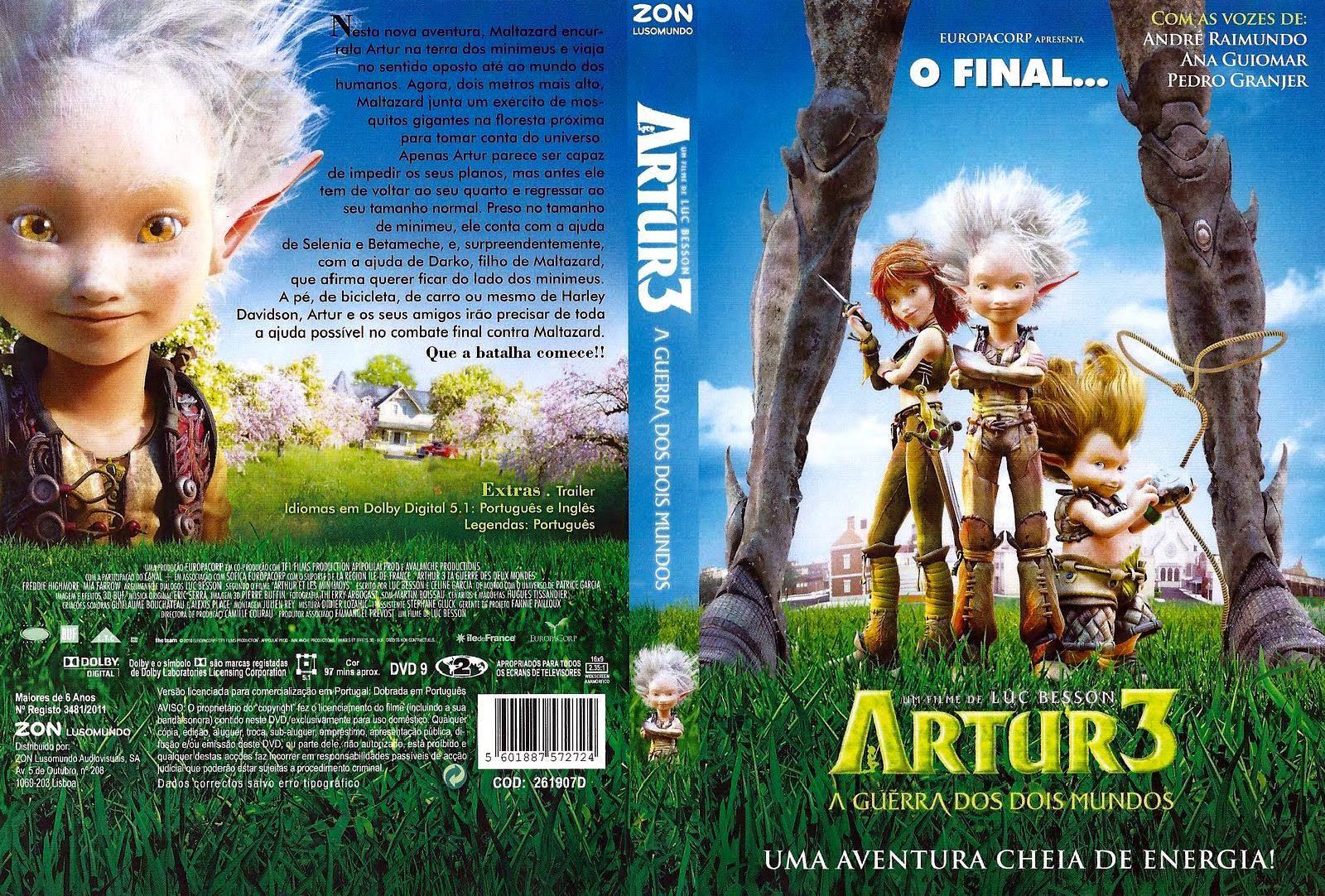 Artur 3 - A Guerra dos Dois Mundos PT-PT Artur-3.2