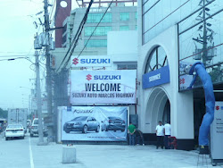 Suzuki Car Dealership Opening