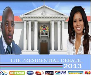 Kenyans Do Not Want Julie Gichuru To Moderate Presidential Debate