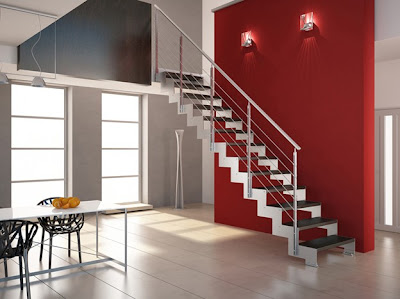 Stainless steel staircase images