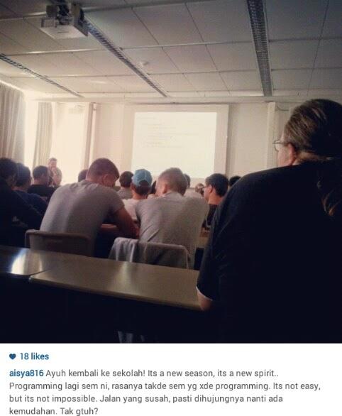 Student Life, germany, siti aisya