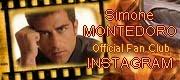 Simone Montedoro Official Fan Club© Instagram
