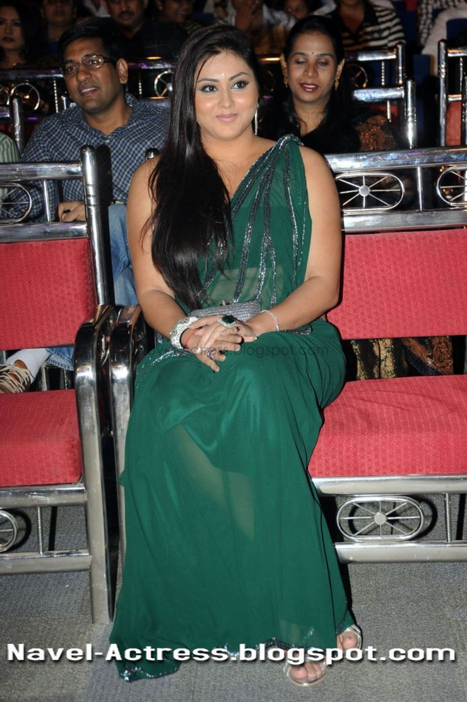 Namitha getting hot, hotter and hottest