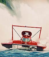 Hydroplane racing returns to Folsom Lake this weekend