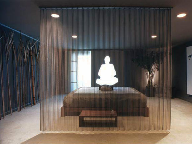 Art wall decor zen bedroom decor zen bedroom themes for Zen bedroom designs