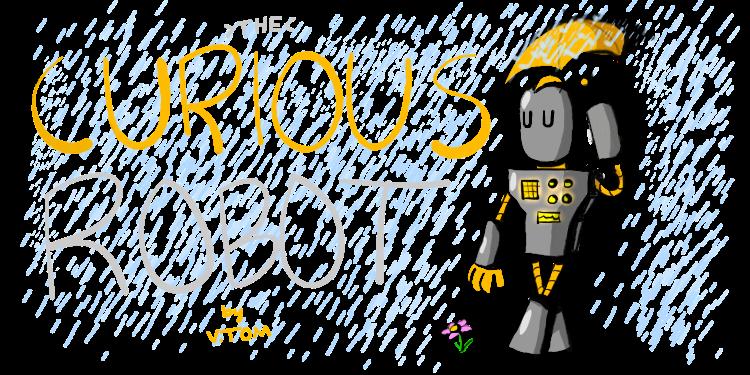 The Curious Robot