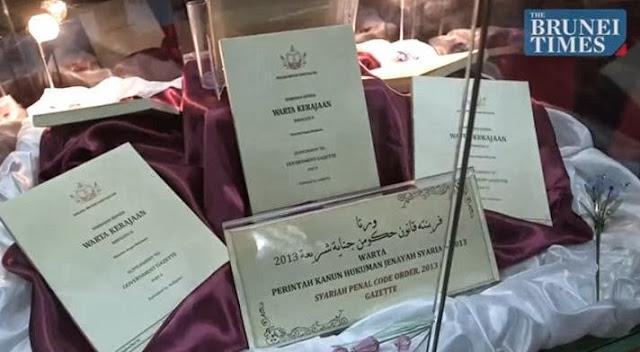 Demonstrasi contoh pelaksanaan hukum hudud di Brunei