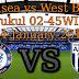Chelsea vs West Brom 14-January-2016