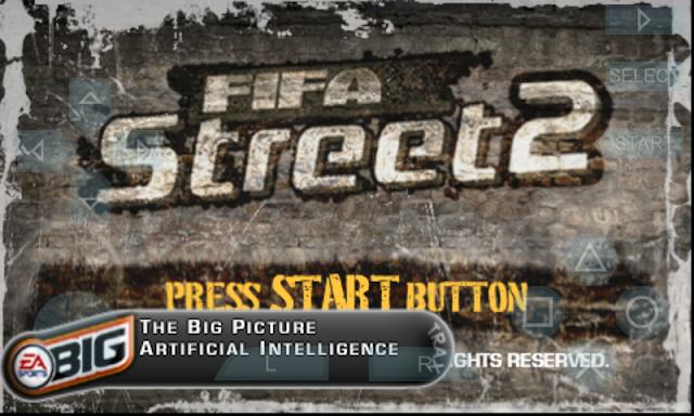 FIFA Street 2 Скачать бесплатно игру - java игра на