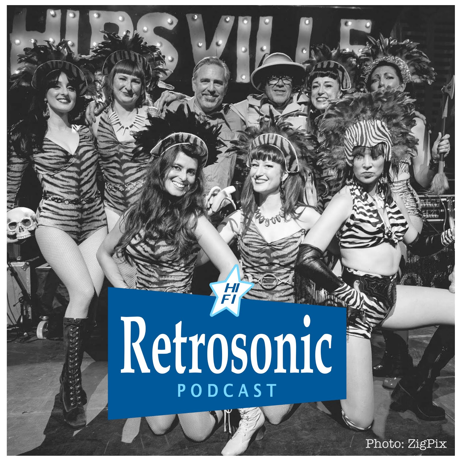 Retrosonic Podcast Episode 31: Hipsville 2018 Special