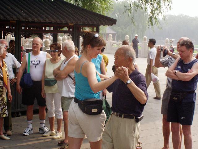 Ballroom Dancing in Beijing