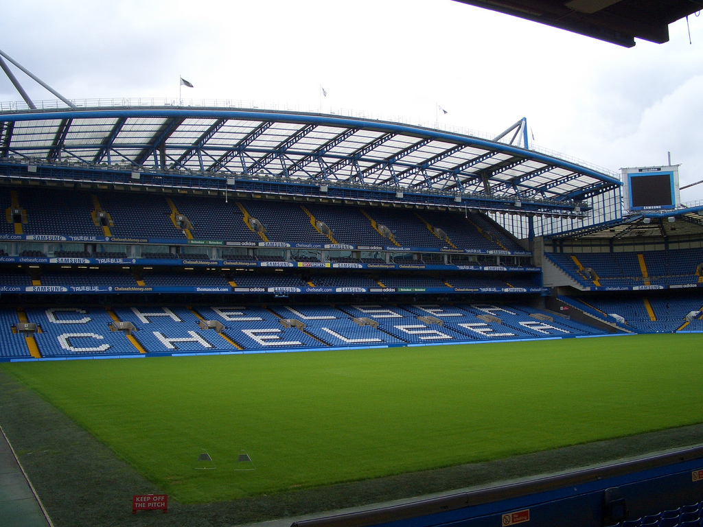 Tom Brady: Chelsea Football Club Chelsea Fc Stadium