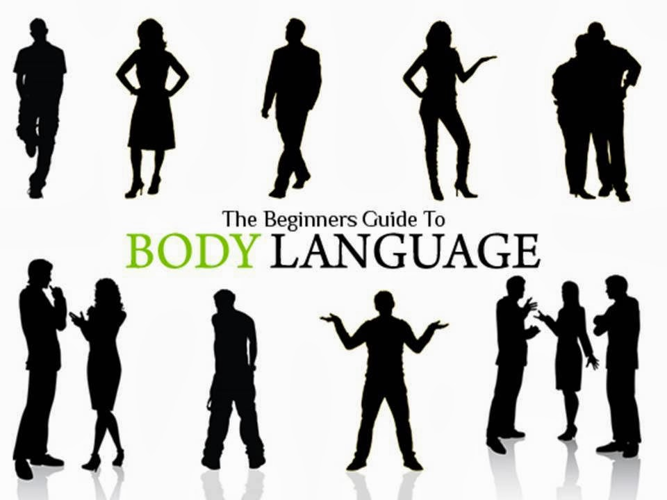 Beginner's Guide Body Language PPT Download